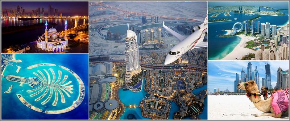 SUPER-предложение! Роскошный 8-дневный отдых в ОАЭ от 20200.