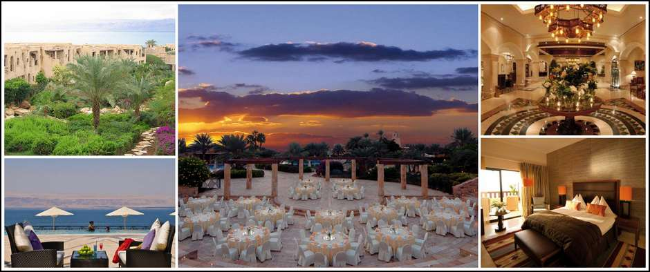 "отель ""Movenpick Resort & Spa Dead Sea"""