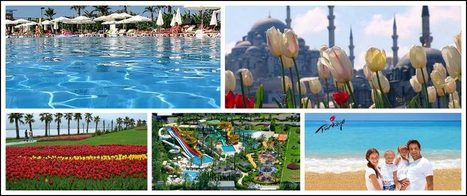 На недельку к морю и солнцу. Турция от 12000 рублей.