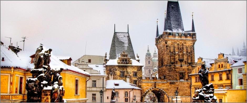 Новый год и праздники в Чехии от 31 300 рублей!