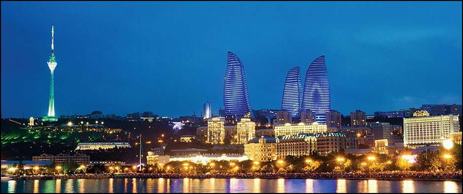 Каждый год, 31 декабря..., Новый год, сборный тур в Баку.