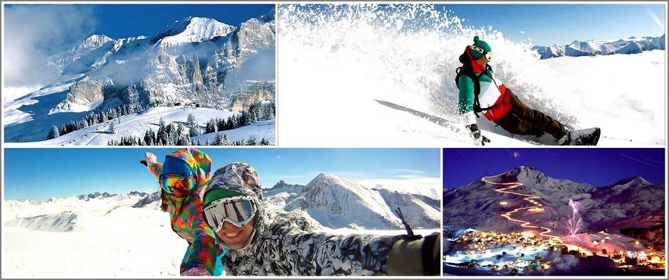 Чудесная горнолыжная страна - Андорра