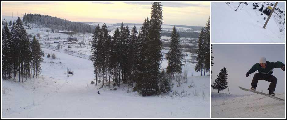 Катаемся на горных лыжах. Автобусный тур в Суну из Кирова.
