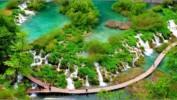 Одно из самых красивых мест на планете – Плитвицкие Озёра, Хорватия