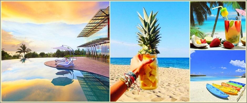 Тепло, море, солнце - Вьетнам! 13 дней от 20300 рублей.