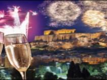 Встреча Нового года 2017 в Афинах: волшебство и романтика любимого праздника в Греции