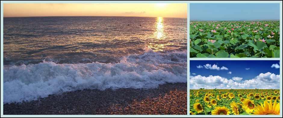 Начните лето раньше других! Краснодарский край, лето от 3300.