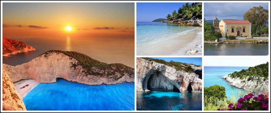 Закинф - сказочный остров мечты! Стоимость от 20000 рублей.