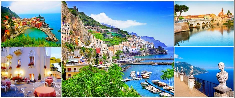 Снижение цен за раннее бронирование туров в Италию! Стоимость от 16 800 рублей!
