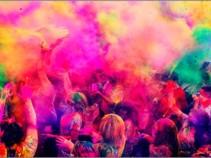 Холи — яркий и эмоциональный праздник красок в Индии!