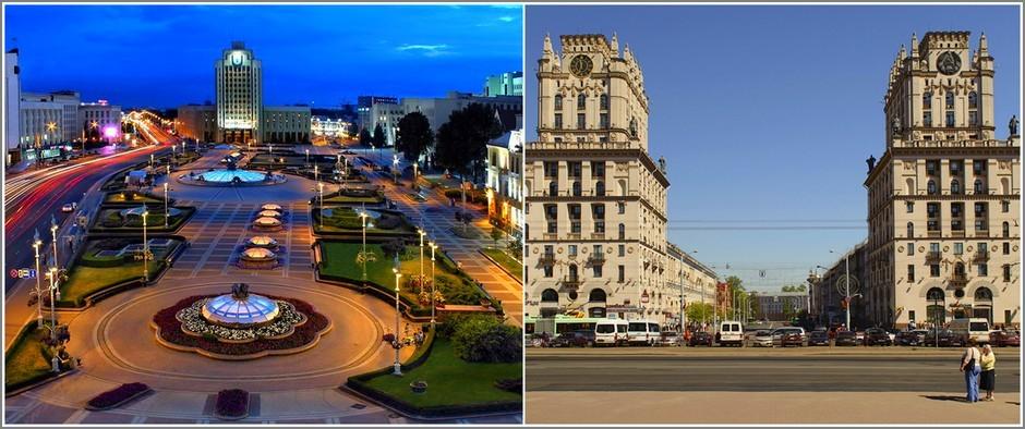 Праздничные автобусные туры в Белоруссию на 23 февраля и 8 марта со скидками! Цены на 7 дней от 17 900 рублей!