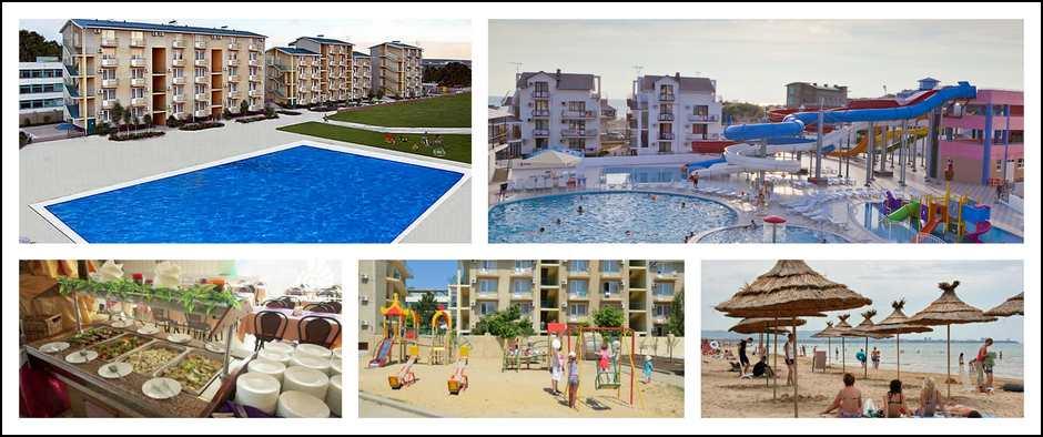 Всё включено на Черноморском побережье: Анапа, Сочи, Туапсе.