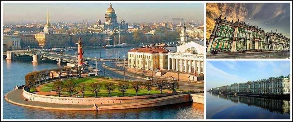 «Новинка царского размаха!» Тура в Санкт-Петербург от 3 дней.
