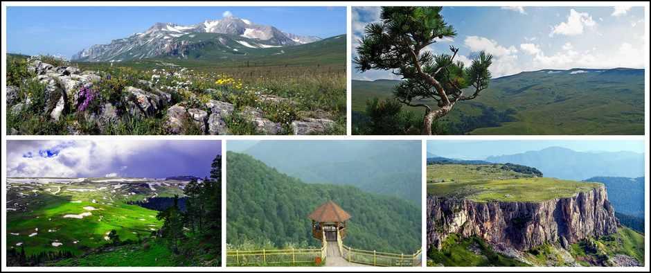 Тур в заповедную Адыгею! Побывайте в российской Швейцарии!