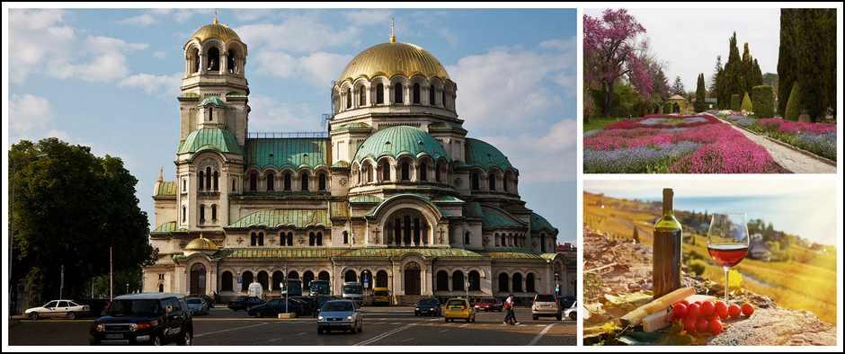 Раннее бронирование туров в Болгарию на лето. Цены от 17500.