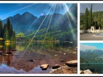 Страна Души-Абхазия. Туры с перелетом в августе 8 дней от 13000 рублей.