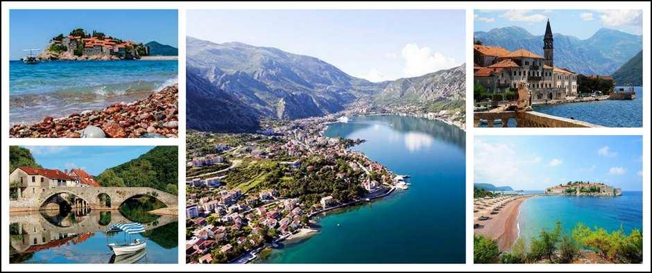 Лето. Уютная Черногория стоимость от 25100 рублей.