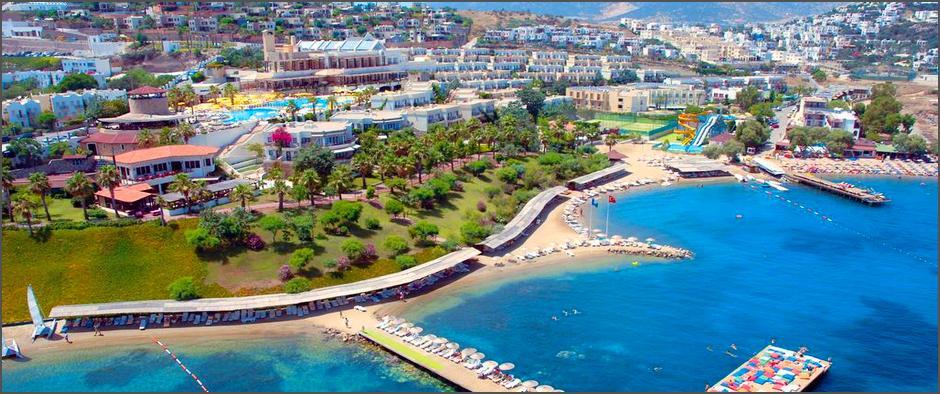 Выгодное предложение! Сочетание цены и качества: Hotel Wow Bodrum Resort 5* Туры от 18 200 рублей!