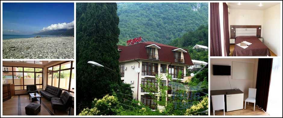 Абхазия новинки – самое время испытать что-нибудь новое! Цены от 600.