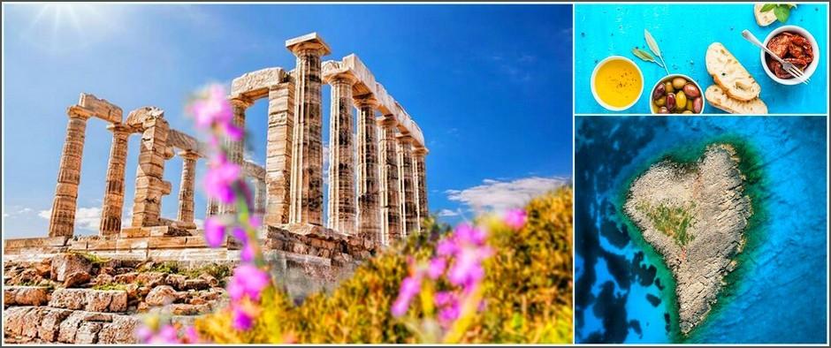 Успейте забронировать тур в Грецию по акции «Раннего бронирования»! Стоимость отдыха от 15 900 рублей!