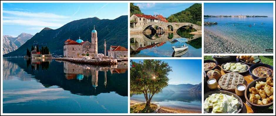 Если отдых, то Черногория! Стоимость от 18300 рублей.