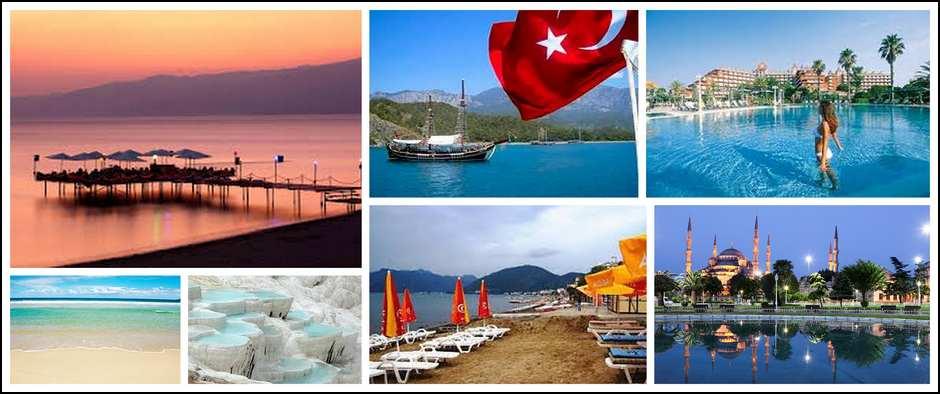 В Турцию в мае. Вылет 13 мая на 8 дней от 13400 рублей.