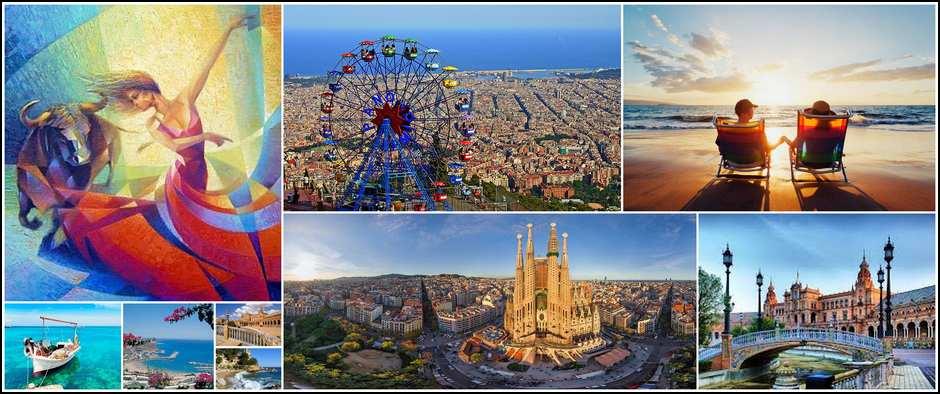Красочная, жизнерадостная, солнечная страна-Испания! Цены от 22800 рублей.