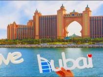 Страна арабских шейхов-ОАЭ. Цены от 2950 рублей.