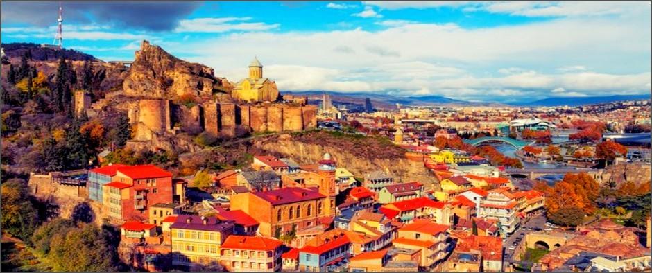 Гастрономический тур в Грузию: хинкали, хачапури и красное вино! Авиатуры по низким ценам!