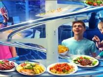 В России появится первый ресторан с «американскими горками!» Это то, что нужно увидеть и попробовать!