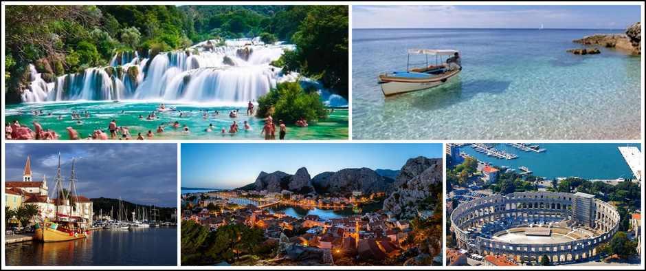 Тысячи волшебных эмоций – ваш отдых в Хорватии! Цены от 21300.