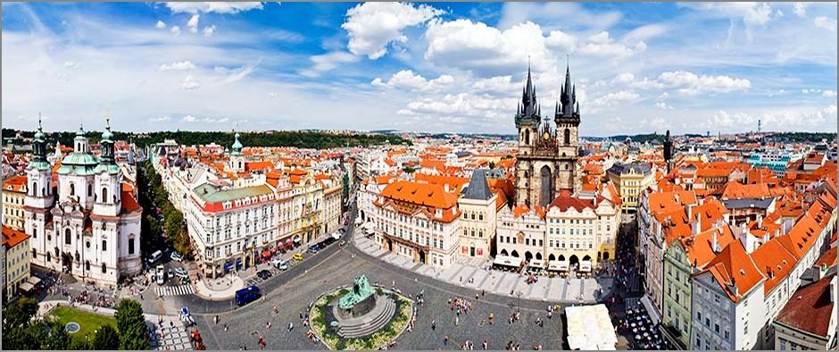 Окунуться в романтику старинного города - пакетные туры в Чехию от 15 700 рублей!
