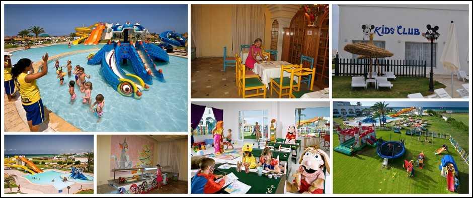 Только в мае - дети в Тунисе отдыхают бесплатно!