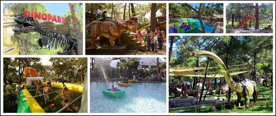 Бесплатное посещение парков развлечений в Турции.