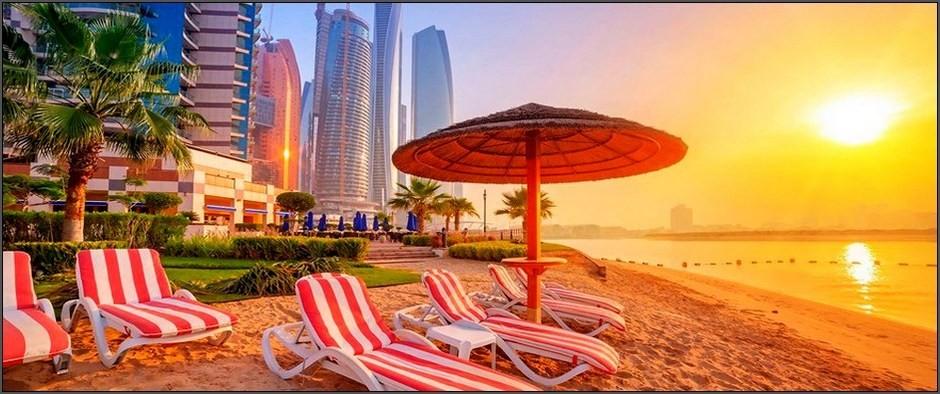 Увлекательное путешествие в ОАЭ! 8 дней от 20400 рублей.