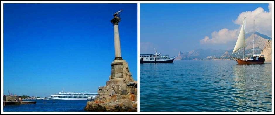 Бархатный сезон в Крыму.(Экскурсионный тур, 15 дней\14 ночей)