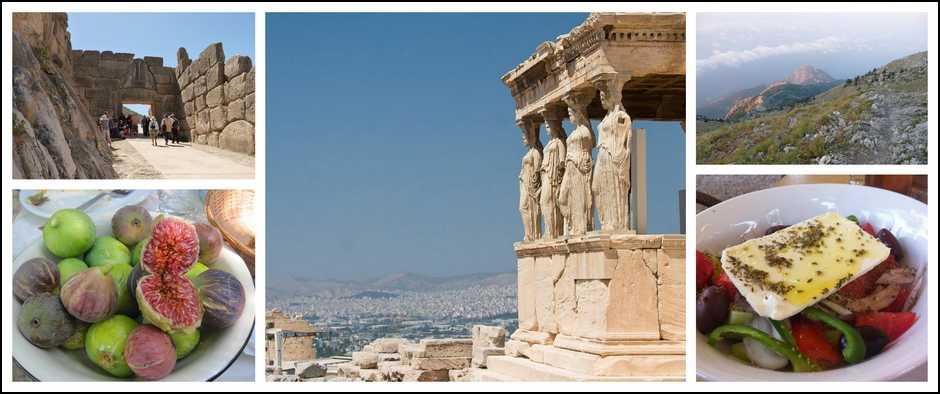 Неповторимая Греция. Все включено от 32400 рублей.