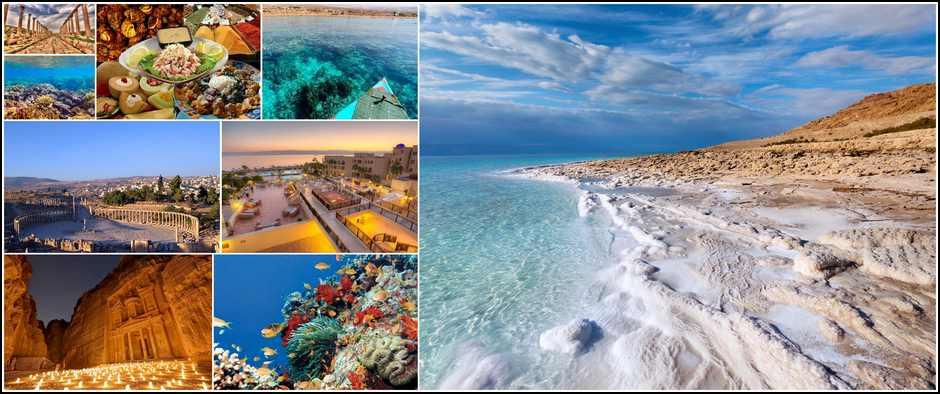 Восточная сказка-Иордания!!! 12 дней от 22300 рублей.