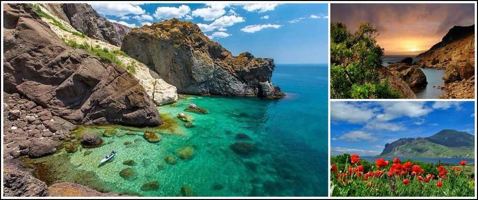 Соленый вкус моря -Крым. От 17900 рублей с перелетом.