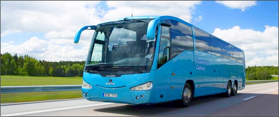 Автобусные туры на Чёрное море и обратно за 4 500 рублей!