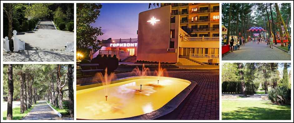 «Orchestra Horizont Gelendzhik Resort» - Все включено.