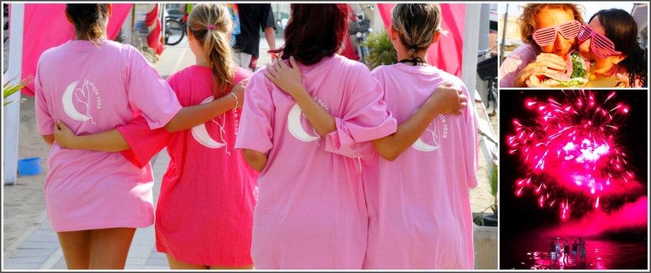 Событие, запоминающееся навсегда - Фестиваль «Розовая Ночь» на Адриатическом побережье!