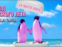 Событие, запоминающееся навсегда – Фестиваль «Розовая Ночь» на Адриатическом побережье!