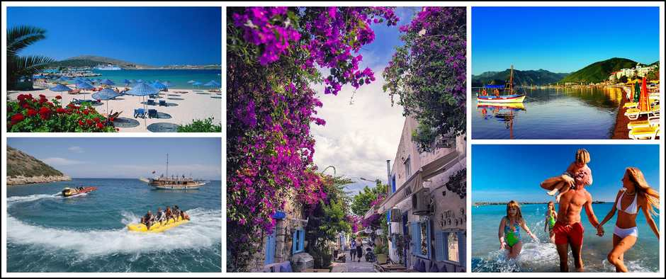 Отдых в Турции на любой вкус! 7 дней от 15000.