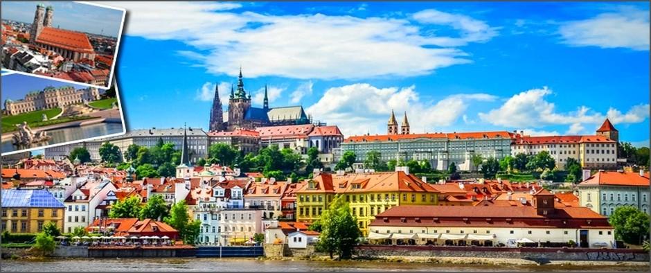 За романтикой - в Прагу! Туры в Чешскую столицу на неделю за 15 900 рублей