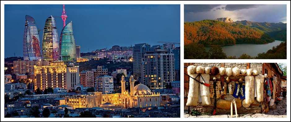 Страна древней культуры и традиций-Азербайджан.