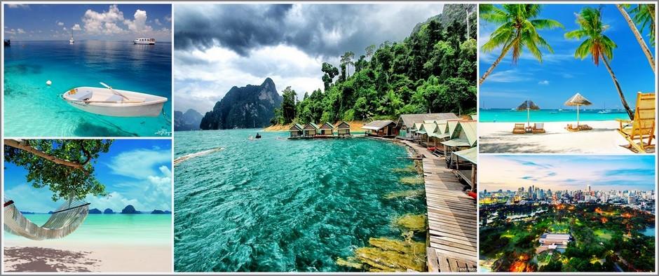 Страна тысячи улыбок-Тайланд. Туры на 11 ночей от 36 500 рублей.