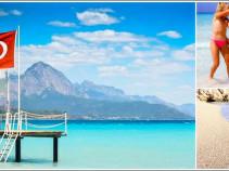 Для любителей моря — Турция: на 8 дней от 21700 рублей!