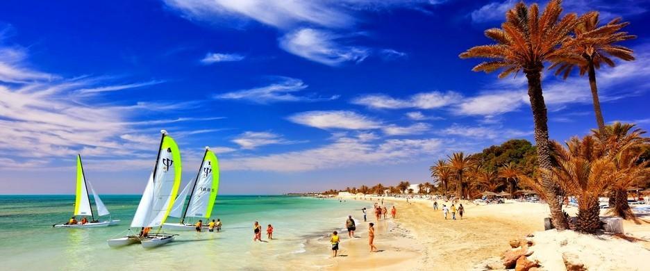 Отдых в Тунисе. 8 дней от 22000 рублей.