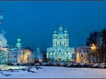 Встреча Нового года в северной столице. 7 дней/6 ночей, автобус.